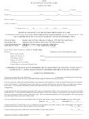 Waltonian Youth Camp Application
