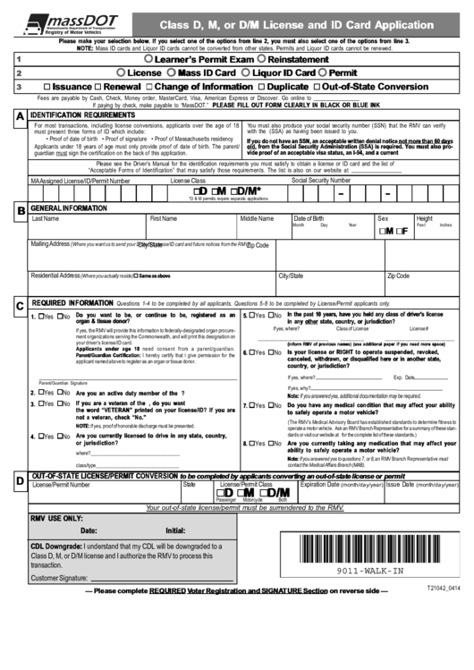 Top 7 Rmv-3 Form Templates free to download in PDF, Word and Excel ...
