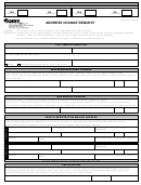 Isd 01 - Dmv Address Change Request