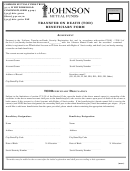Sample Transfer On Death Deed Form Printable Pdf Download