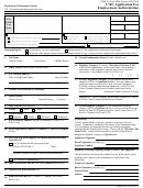 Uscis Form I-765 - Application For Employment Authorization