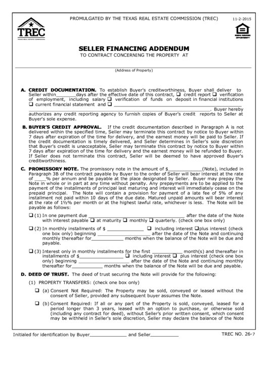 top 8 real estate addendum form templates free to download