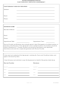 Google Business Photos Photography Services Agreement Template