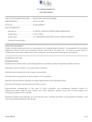 Pediatric Advice Nurse Job Description Template
