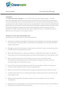 Job Description Template - Sales Operations Manager