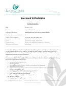 Licensed Esthetician Job Description