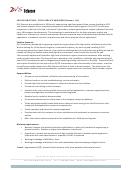 Dvs Science Job Description: Field Service Engineer
