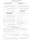 Plan Commission Application Form - City Of Cudahy Wi