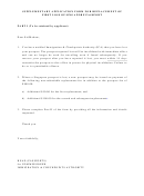 travel document application for protected person