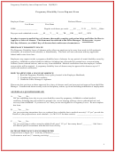 Pregnancy Disability Leave Request Form
