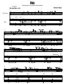 Aja Score Sax Shed