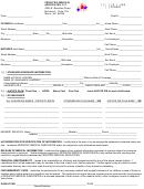 Face Sheet - Pediatric Medical Associates