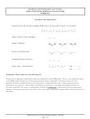 Women's Interagency Hiv Study Oral Protocol Medical Evaluation Form