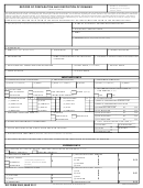 Dd Form 2063 - Record Of Preparation And Disposition Of Remains
