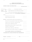 Employee Cost Analysis Worksheet Template (sample)