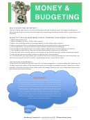 Budgeting Worksheet Template