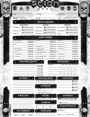 Scion Hero Character Sheet