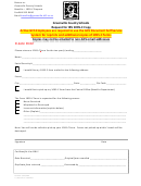 Request For 1095c Form - Greenville County Schools