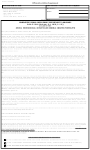 Affirmative Action Supplement, Term Contract Form - Advertised Bid Proposal