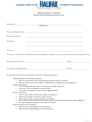 Dental Office Observation Form