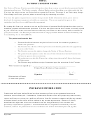 Hipaa Patient Consent Form With Insurance Information