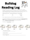 Bulldog Reading Log