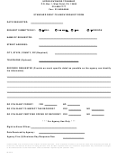 Right To Know Request Form - Upper Gwynedd Township