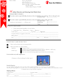 Holiday Donation And Greeting Card Order Form - Save The Children