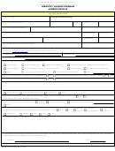 Industry Liaison Program Vendor Profile Form