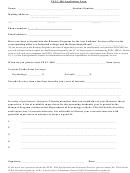 Psyc 400 Application Form Name Student Number Mailing Address