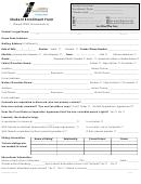 Student Enrollment Form - Cabarrus County Schools