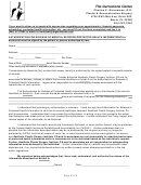 Asps Authorization To Release Medical Records