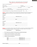 Emergency Contact Information Release Form
