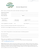 Donation Request Form - Skagit Valley Food
