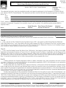 Form Dr 501sc - Sworn Statement Of Adjusted Gross Income Of Household And Return - 2008