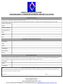 North Carolina Application For Enrollment / Change In Electronic Lien And Title System