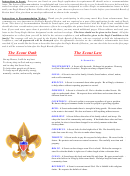 eagle scout letter of recommendation template printable pdf 1 2