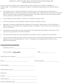 Approval Form For Individual Investigation