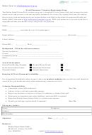 Work Placement / Volunteer Registration Form