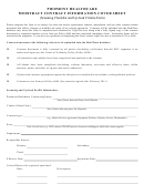 Piedmont Healthcare Meditract Contract Information Cover Sheet