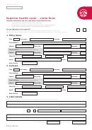 Superior Health Cover - Claim Form