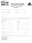 Notary Form For 1583 Processing
