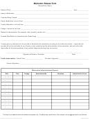 Medication Release Form