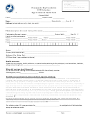 Sign-in Sheet & Health Form