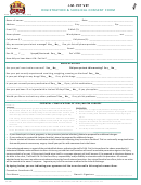 Surgery Consent Form