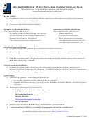 Veterans Fund Application