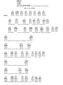 Chord Chart - Leo Robin/richard Whiting - Louise