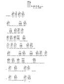 L.o.v.e. (bar) Chord Chart