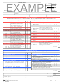 Food Establishment Inspection Report