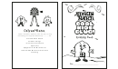 Ab Coloring Book - Angus Barn